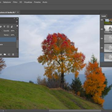 Photoshop Colori Brillanti con il metodo LAB