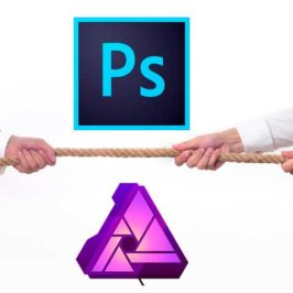 Confrontare Affinity Photo con Photoshop Chi è il vincente?
