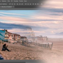 Dalla Foto all' Acquerello in Photoshop