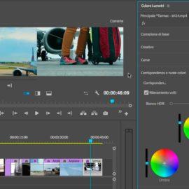 Premiere Pro CC 2018 Color Match