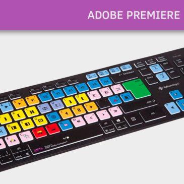 Montare i video con la tastiera in Premiere Pro