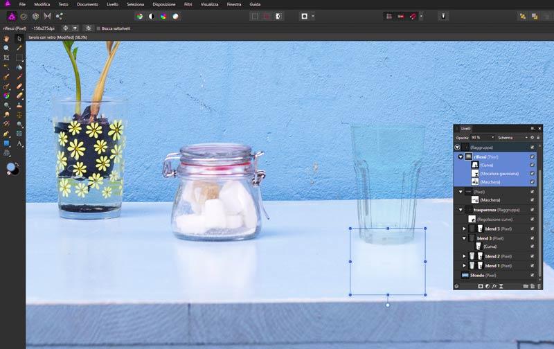 Creare-una-trasparenza-del-vetro-di-un-bicchiere-in-Affinity-Photo_6