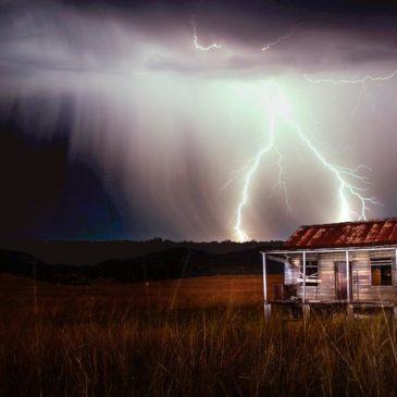 Sostituire il cielo notturno in Photoshop