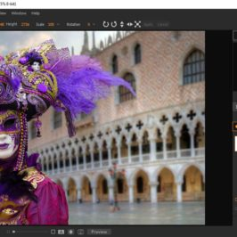 ON1 Photo RAW la nuova funzione AI Quick Mask Maschera Veloce