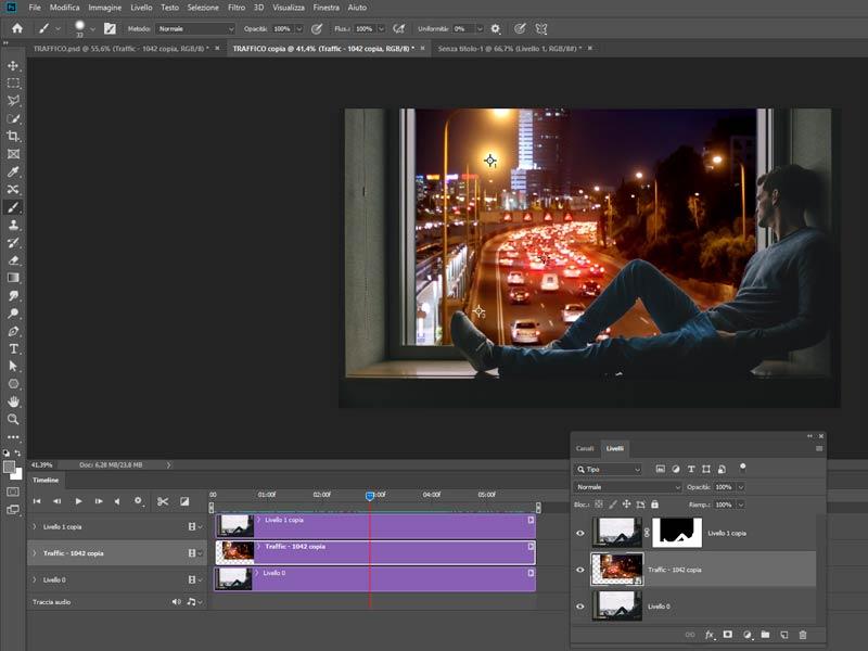 Photoshop-Integrare-Video-in-una-Foto_2