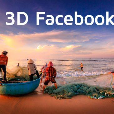 Creare immagini 3D per Facebook in Photoshop
