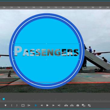 Testi e maschere in Premiere Pro CC