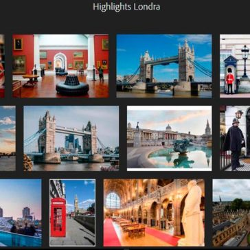 Condividere un album in Lightroom