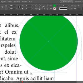 Perfezionare il contorno degli oggetti in InDesign
