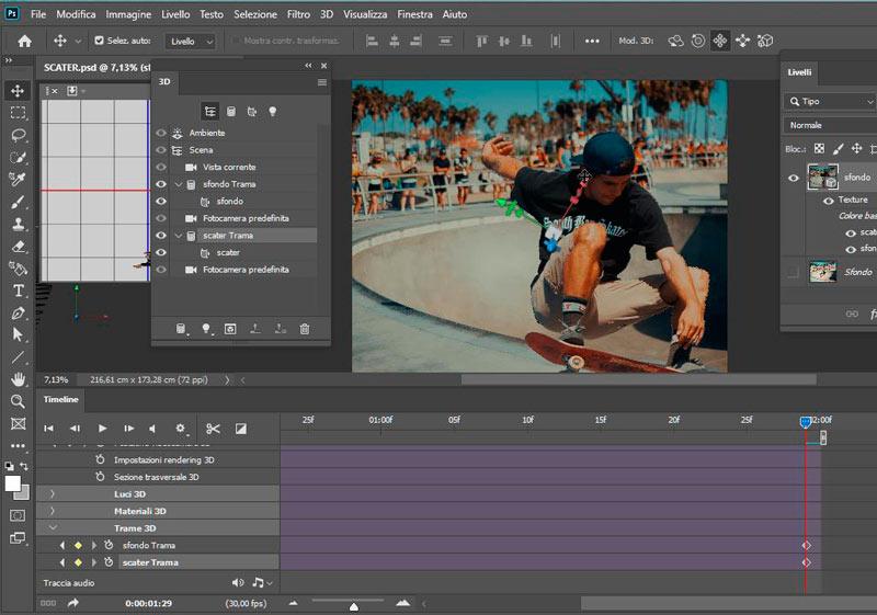 Trasformare-una-foto-in-animazione-in-3D-in-Photoshop_6