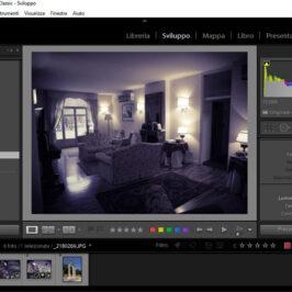 Predefinito adattivo ISO con Lightroom Classic