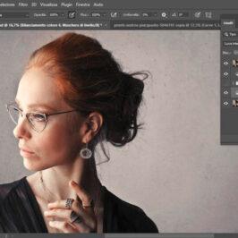Utilizzare in Photoshop le maschere LAB