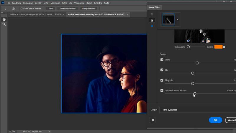 BN_a_colori_Neural_Filter_Photoshop_2