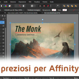 4 Tips preziosi per Affinity Photo